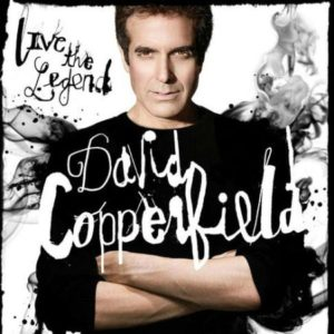 David Copperfield un spectacle illusionniste
