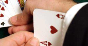 Triche au poker